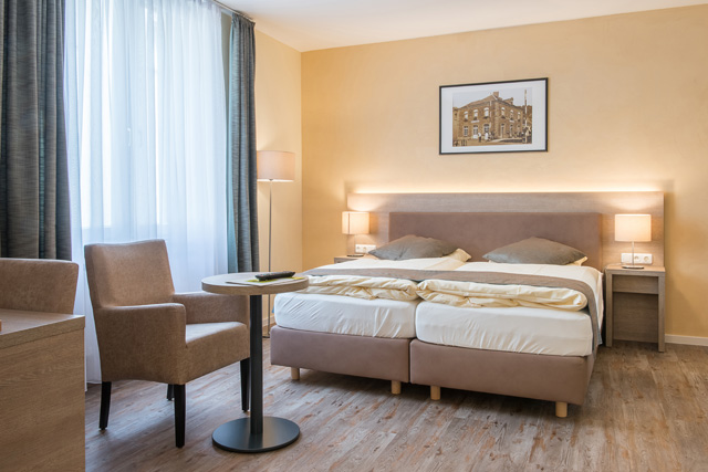 Chambres Hôtel Dimmer