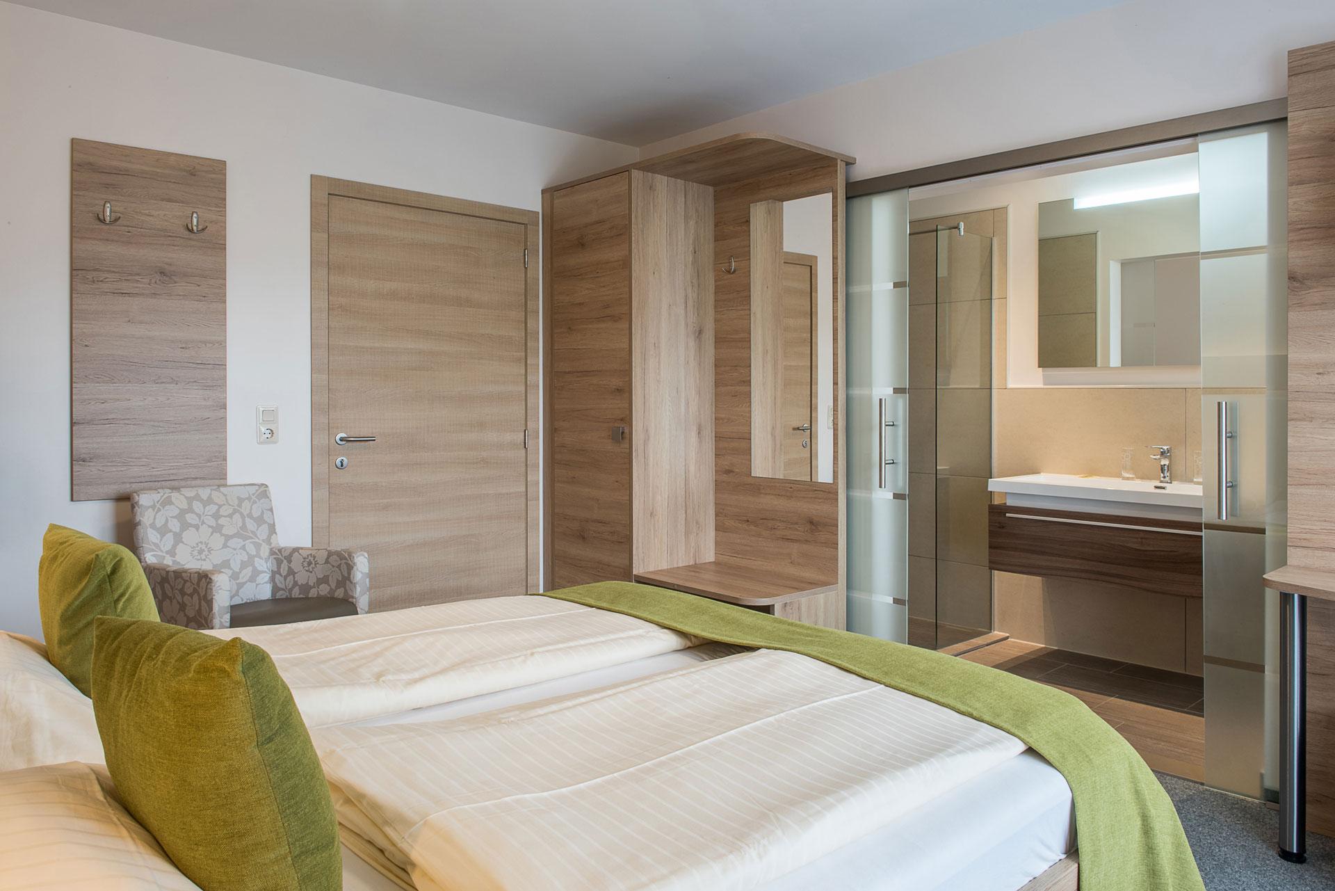 Komfortklasse Doppelzimmer