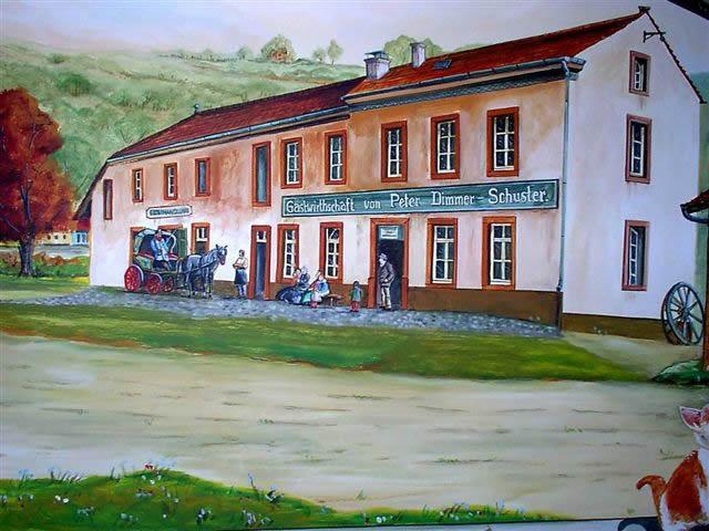 Geschiedenis Hotel Dimmer