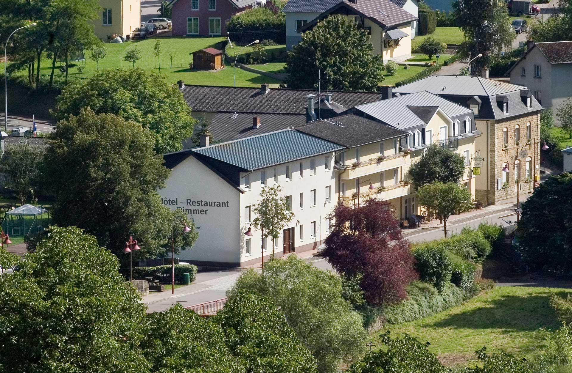 Hôtel Dimmer