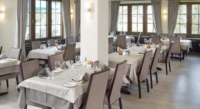 Restaurant Hotel Dimmer