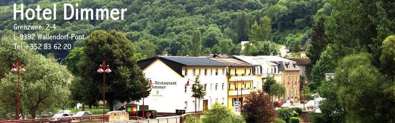 Restaurant Hotel Dimmer   Restaurant Mullerthal ...